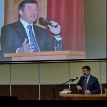 Лекция для студентов ТюмГНГУ, 21 мая 2015 г.